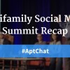 Multifamily Social Media Summit Recap on #AptChat