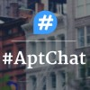 #AptChat - The weekly Apartment Chat on Twitter