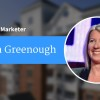 Meet the Marketer - Sarah Greenough