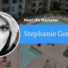 Meet the Marketer - Stephanie Gonzalez